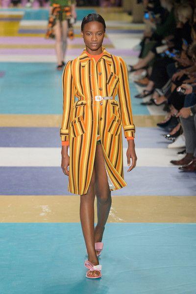 Miu Miu, Spring 2017 - The Most Daring Coats and Jackets at Paris Fashion Week S'17 - Photos