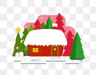 Cartoon Snow House Fairy Tale House Small House Christmas Design Christmas Celebration Cartoon Little House Christmas Snow House Png And Vector With Transpar In 2020 Christmas Design Snow White Cartoon Fairy Tales