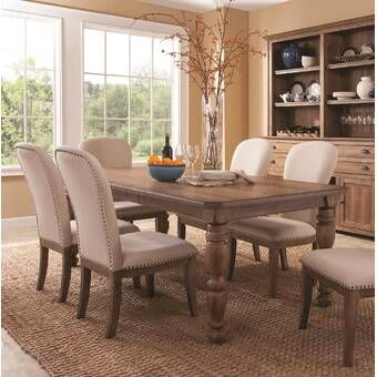 Hardcastle Extendable Dining Table Dining Table In Kitchen Dining Room Design Dining Room Table Centerpieces