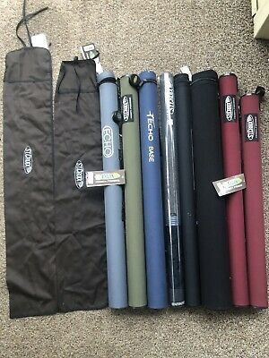 Ad Ebay Lot 10 Fly Fishing Rod Tube Case Bag Organizer Travel Carry Case Carrier Reel Travel Bags Carry On Organiser Travel Fly Fishing Rods