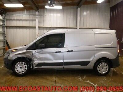 Ebay Advertisement 2016 Ford Transit Connect Xl 2016 Ford Transit T 150 Xl 56840 Miles Silver Commercial Van 2 5l 4 Cyl Gas In 2020 Ford Transit Ford Commercial Van