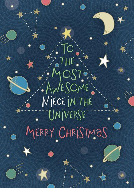Merry Christmas Niece.Pinterest
