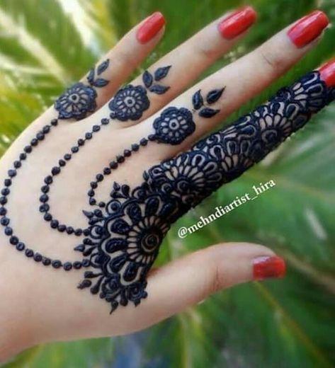 Épinglé par naima naima sur henné   pinterest   henné