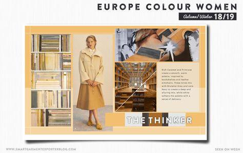 women trend colours a-w 18-19