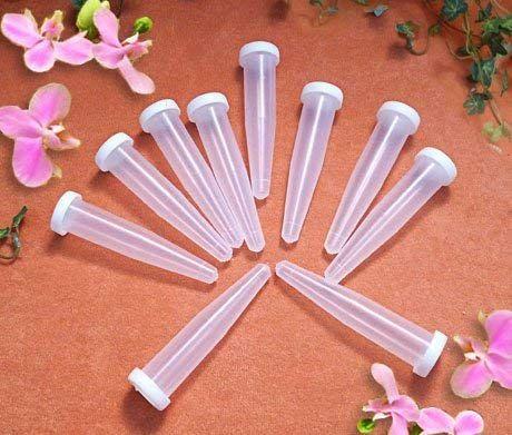 100 Stuck Orchideenrohrchen 16ml Blumenrohrchen Amazon De Kuche Haushalt Orchideen Besondere Kerzen Orchideenarten