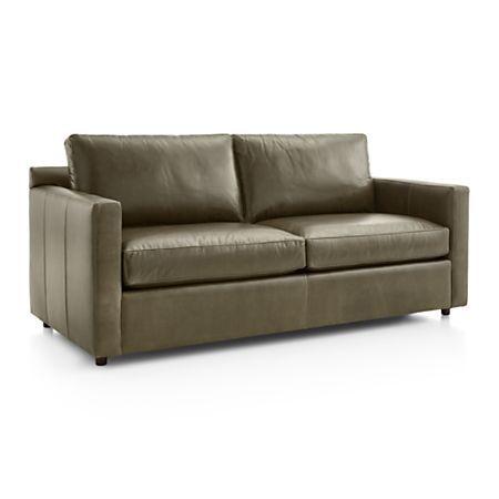 Prime Barrett Leather Track Arm Sofa In 2019 Sofa Sofa Creativecarmelina Interior Chair Design Creativecarmelinacom