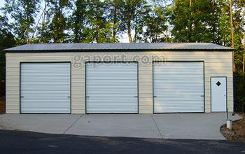 A Guide To Getting The Right Metal Garage For Your Cars Metal Garages Garage Buy A Garage