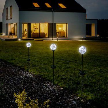 Nortene, ODYS globe solaire. #nortene #lumière #eclairage ...