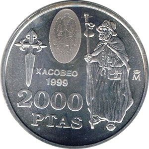 Monedas De 2000 Pesetas En Plata Tienda Numismatica Y Filatelia Lopez Compra Venta De Monedas Oro Y Plata Sellos Esp Monedas De Plata Monedas Dinero Antiguo