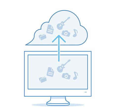 Online Backup of All Your Data