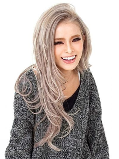 Image Result For Ash Blonde Asian Ash Hair Color