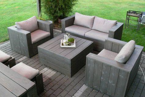 Lieblich Holz Selber Bauen Holz Lounge Möbel Selber Bauen, Wunderschön Holz