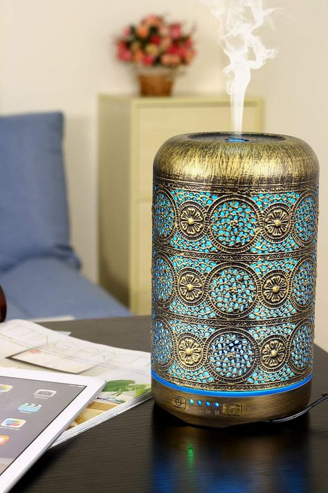 Can You Put Essential Oils in a Humidifier? 2020