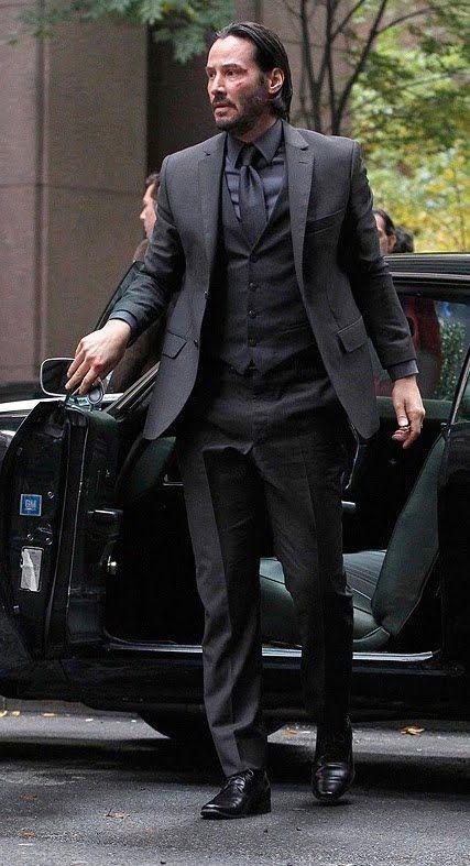 John Wick\u0027s Suit