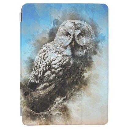 Owl Ipad Air Cover Zazzle Com Ipad Air Cover Ipad Air Ipad Mini Cover Case
