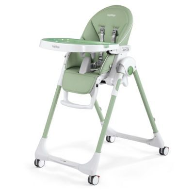 Peg Perego Prima Pappa Zero 3 Highchair In Mint In 2020 Peg