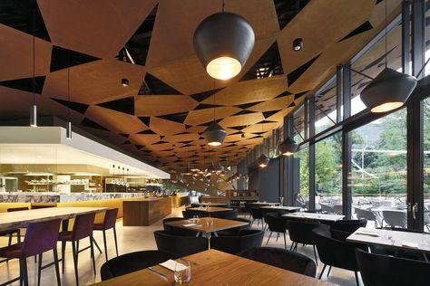 Brix Architecture Interiors Gallery Of Restaurant Markus Tauber Architectura