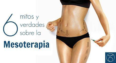 mesoterapia abdominal antes y despues de adelgazar