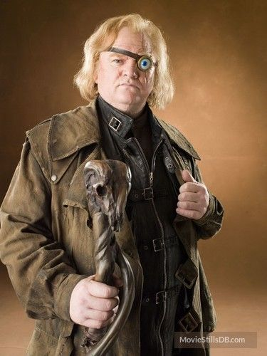 Harry Potter And The Order Of The Phoenix Promo Shot Of Brendan Gleeson Harry Potter Characters Harry Potter Universal Harry Potter Cast