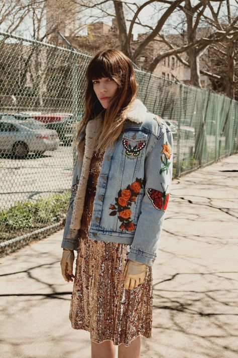 fonziedidit: Director Gia Coppola and a Gucci-Clad Cast Retell...