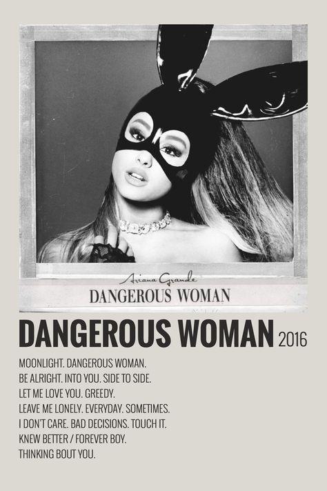Dangerous Woman by Maja