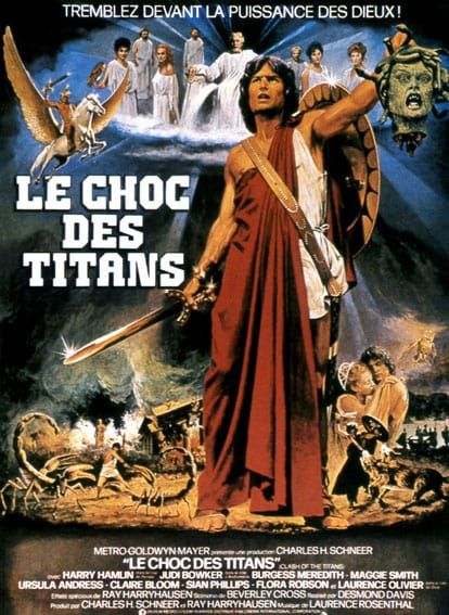 Le Choc Des Titans Streaming : titans, streaming, Titans, Streaming, Complet, #LeChocdestitans, #LeChocdestitansstreaming, #LeChocde…, Clash, Titans,, Movie, Posters,, Posters, Vintage