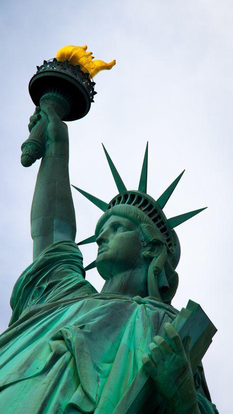 Statue of Liberty - New York NY