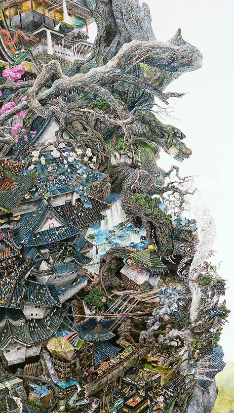 Master of Pen and Ink: The Monumental Drawings of Ikeda Manabu