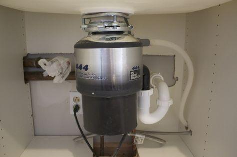 Single Drain Sink Diy Garbage Disposal Install