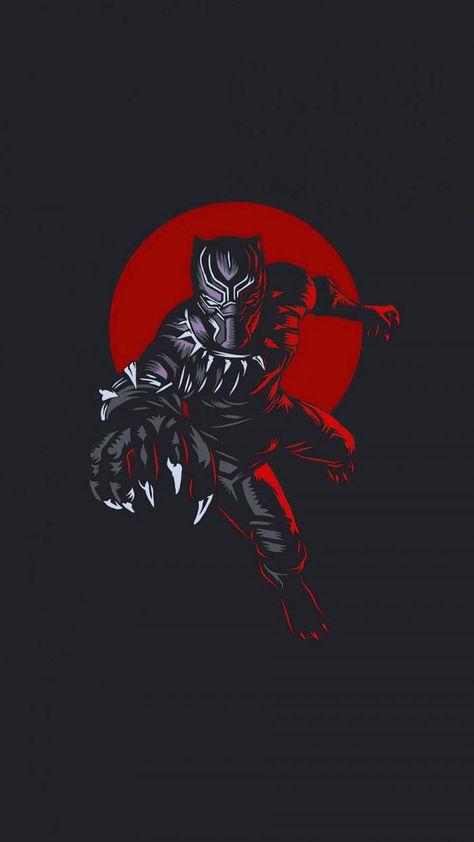 Black Panther Wakanda IPhone Wallpaper - IPhone Wallpapers
