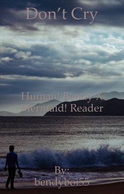 Don't Cry (Human! Bendy x Mermaid! Reader) - Ch 1: Pulled