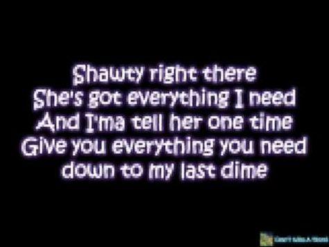 One Time - Lyrics - Justin Bieber   Lyrics, Music lyrics, My music
