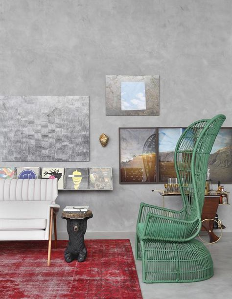 id124_mostra_black_img_02jpg (640×825) interior design - eklektik als lifestyle trend interieurdesign