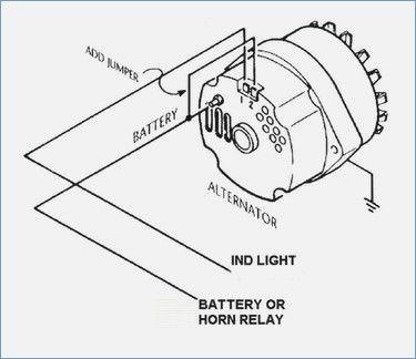 Gm 3 Wire Alternator Idiot Light Hook Up Hot Rod Forum Of 3 Wire Alternator  Wiring Diagram For Toyota Alternator Wiring Di… | Alternator, Car mechanic,  Truck repairPinterest
