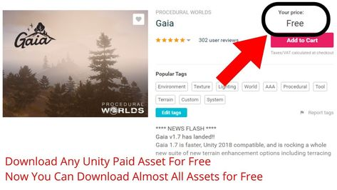 How to Download Any Unity Paid Asset For Free | Efface Studios