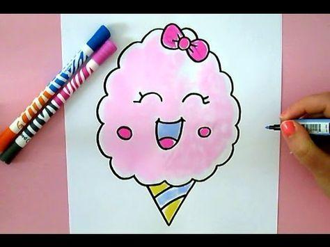 Susse Kawaii Bilder Zum Nachmalen Diy Zeichnen Youtube Happy Drawing Cute Kawaii Drawings Kawaii Doodles