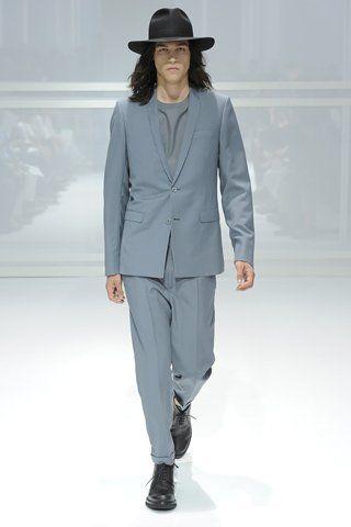Dior Homme Fashion Collection Paris