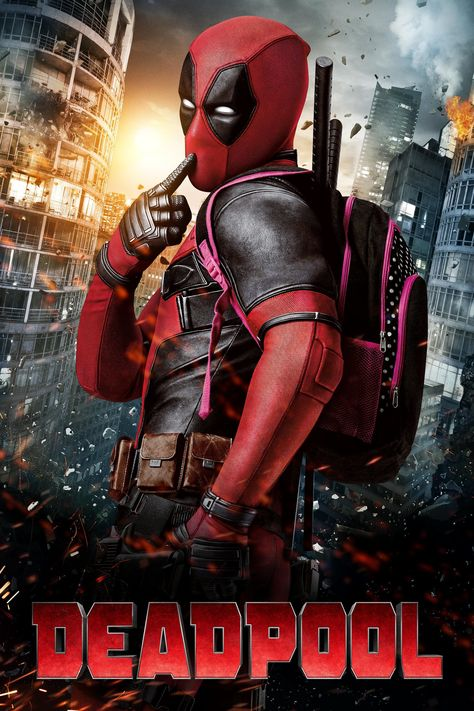 #Deadpool #Fan #Art. (Deadpool Ryan Reynolds official Movie Poster) Based upon: Marvel Comics' most unconventional anti-hero, DEADPOOL tells the origin story of former Special Forces operative turned mercenary Wade Wilson, who after being subjected to a rogue experiment that leaves him with accelerated healing powers, adopts the alter ego Deadpool. (THE * 5 * STÅR * ÅWARD * OF: * AW YEAH, IT'S MAJOR ÅWESOMENESS!!!™) [THANK U 4 PINNING!!!<·><]<©>ÅÅÅ+(OB4E)