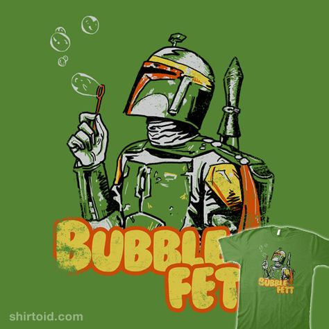 bubbles Bubble Fett | Shirtoid...