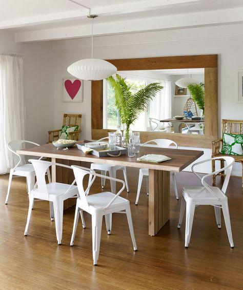 17 fotos de decoración de comedores rústicos para inspirarte | Salon ...