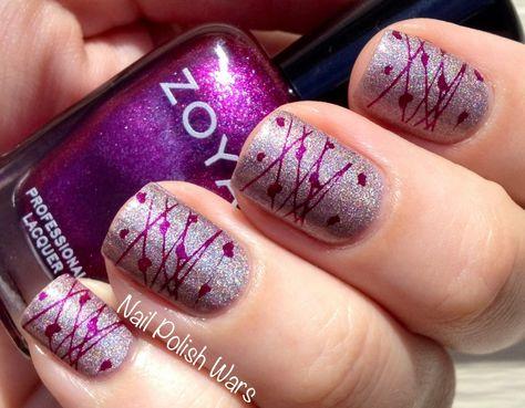 Nail Polish Wars: Love & Holo