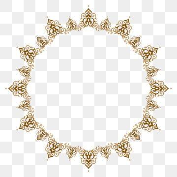 Golden Round Frame Frame Golden Frame Border Frame Png Transparent Clipart Image And Psd File For Free Download In 2020 Frame Clipart Circle Frames Glitter Frame