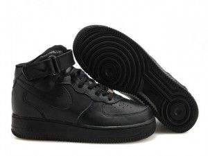 nike air force 1 donna nere