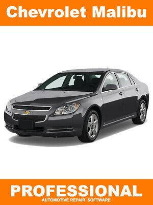 Advertisement Ebay Chevy Chevrolet Malibu Repair Manual Service