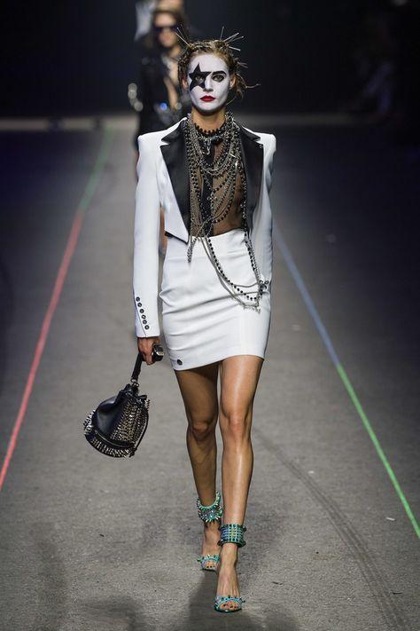 Philipp Plein Spring 2020 Menswear Fashion Show - Vogue