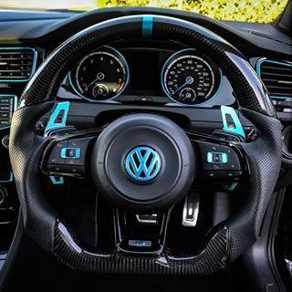 Golf R Custom Steering Wheel Volkswagen Vw Golf Scirocco