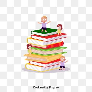 Childrens Books Education Books Learn Png Transparent Clipart