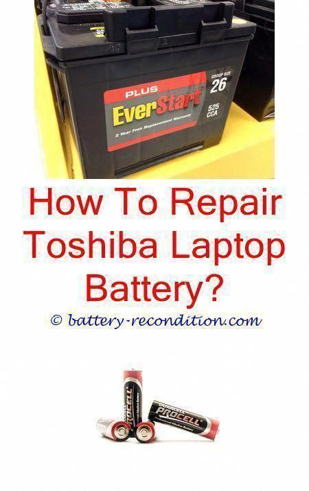 How To Restore A Battery Reconditioning Nicad Batteries Battery Reconditioning Business Fix It Iphone Battery Battery Repair Laptop Battery