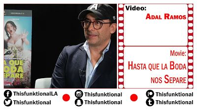 Thisfunktional Talks With Adal Ramos Hasta Que La Boda Nos Separe Incoming Call Screenshot Movies Actors