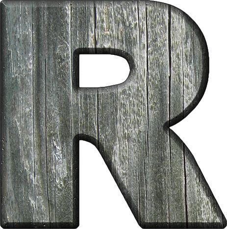 Presentation Alphabets Rough Wood Letter B ABC Donu0027t Fence Me - letter of presentation